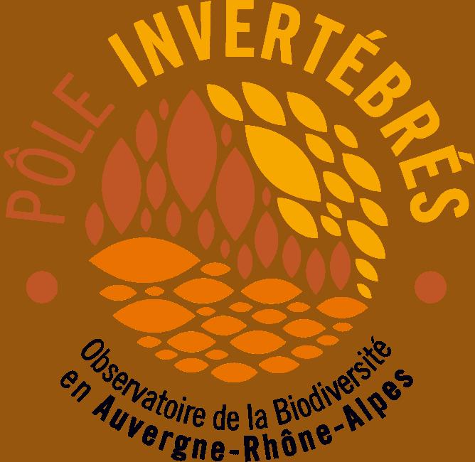 Logo - Pôle Invertébrés Auvergne-Rhône-Alpes