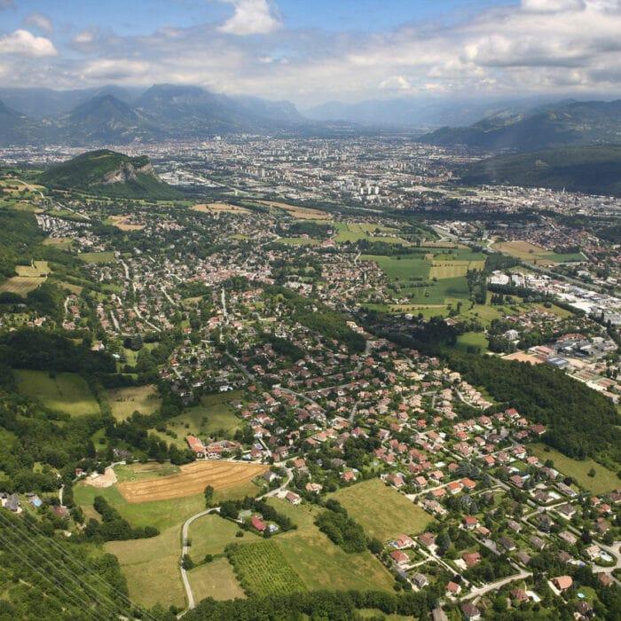 Grenoble Alpes Métropole Engagé pour la Nature : corridors et passages à faune