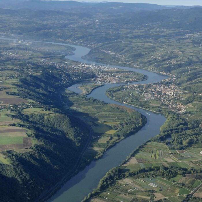 Les rives du Rhône : Territoire Engagé pour la Nature
